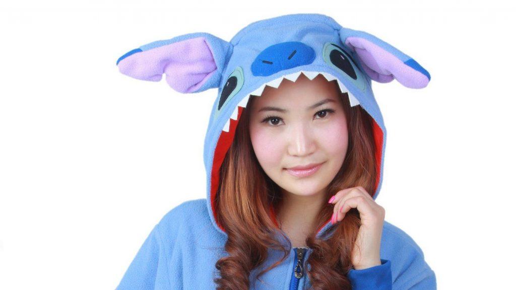 Pyjama Kigurumi Stitch