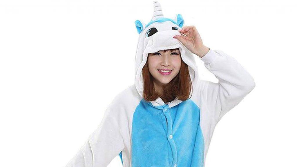 Pyjama licorne kigurumi